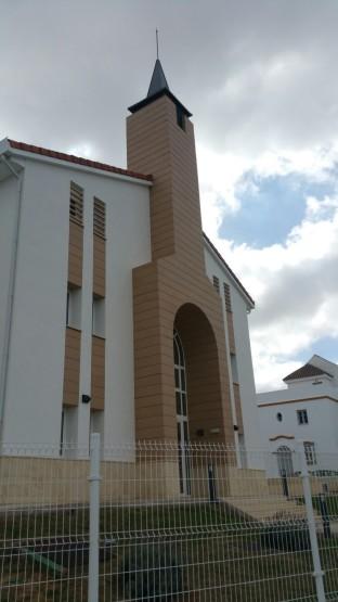 Iglesia de los Mormones Cádiz.2.Fachada Ventilada Faveton..10