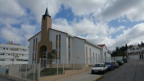 Iglesia de los Mormones Cádiz.2.Fachada Ventilada Faveton.1