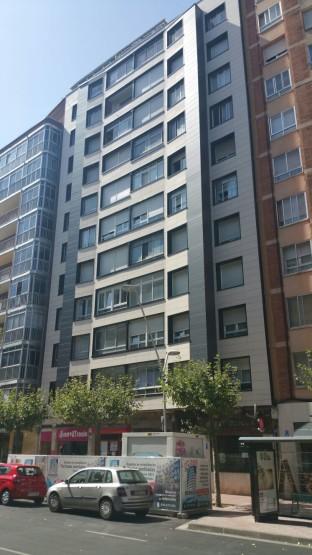 Rehabilitación Edificio Viviendas Burgos