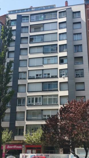 Rehabilitación Edificio Viviendas Burgos.1